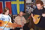 Концерт в Исландской Гостиной