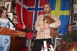 Исландская гостиная